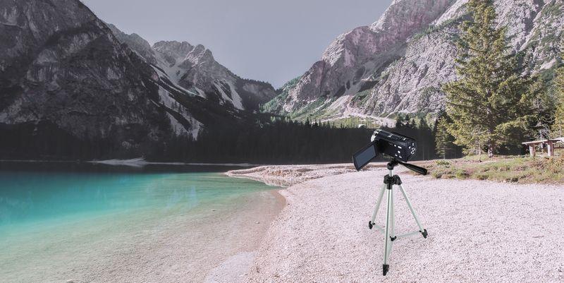 ORDRO DV-12 Kamera cyfrowa z pilotem Full HD 16x Zoom j. polski T237S zdjęcie 2