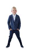 Garnitur dla chłopca 116 122
