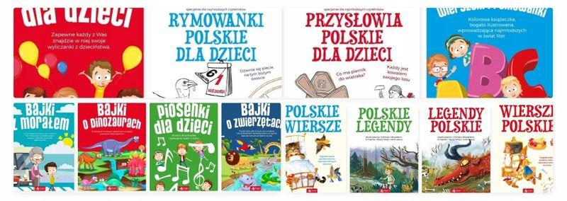 Bajki Legendy Wiersze Dla Dzieci Do Wyboru Nagrody
