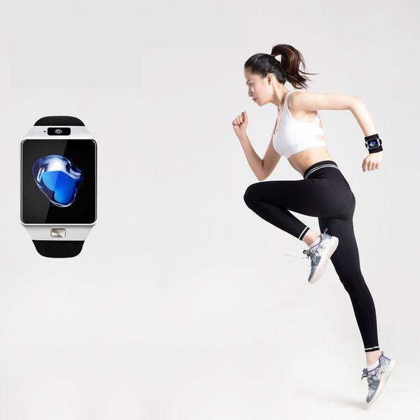 Smartwatch Zegarek DZ09 Menu PL GSM Slot SIM, SD zdjęcie 8