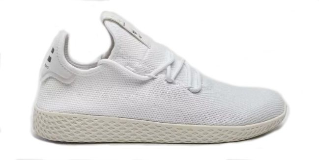 pretty nice 646e1 38dcb BUTY ADIDAS PHARRELL WILLIAMS TENNIS HU 792 FOOTWEAR WHITE FOOTWEAR  WHITE CHALK WHITE (