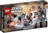 Lego polska Star Wars TM Ski Speeder kontra Maszyna krocząca