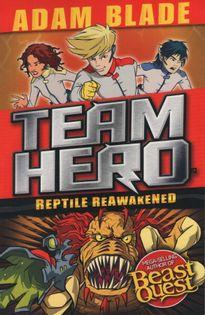 Team Hero - Reptile Reawakened