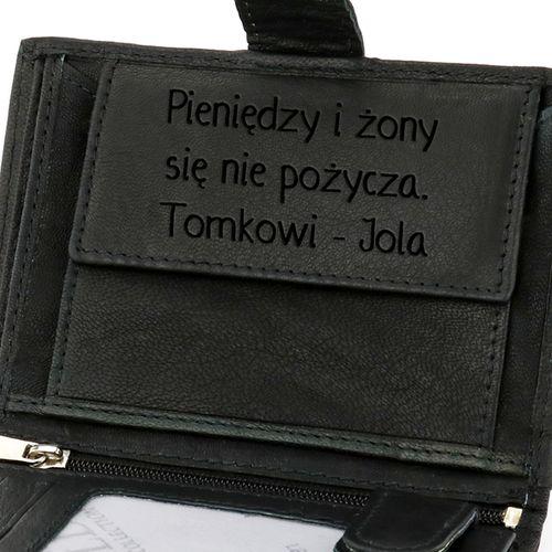 Portfel na PREZENT GRAWER urodziny ALWAYS WILD na Arena.pl