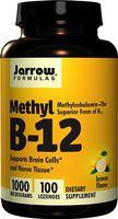 JARROW Methyl B-12 100tab Witamina B12