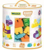 Baby Blocks torba 100 szt Wader 41420