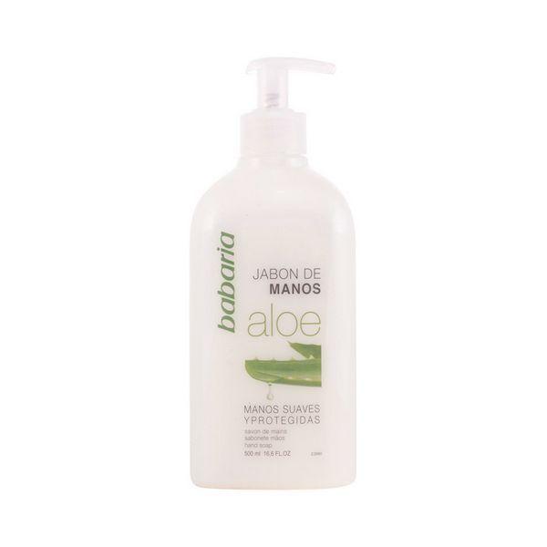 Mydło W Płynie Do Rąk Z Aloesem Babaria (500 ml) zdjęcie 1
