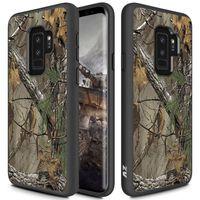 Zizo Sleek Hybrid Design Cover - Etui Samsung Galaxy S9+ (Woods)