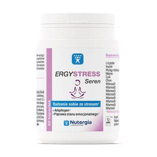 ERGYSTRESS Seren Nutergia 60kaps Stres Depresja