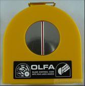 Olfa (DC-2) pojemnik na zużyte ostrza i segmenty
