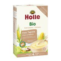 Holle Kaszka kukurydziana z tiapoką Bio po 4 miesiącu 250 g