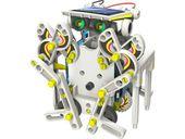 Edukacyjny Zestaw Solarny Robot 13w1 - Pies, Łódka Itp