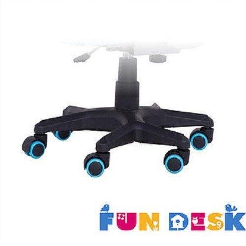 Regulowane Krzesło Fotel ortopedyczny dla dziecka SST5 Blue zdjęcie 4