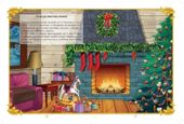 Księga świąteczna bajki dla dziecka święta mikołaj zdjęcie 3