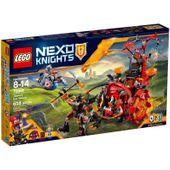 LEGO Nexo Pojazd Zła Jestro 70316