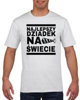 Koszulka męska NAJLEPSZY DZIADEK NA SWIECIE XXL