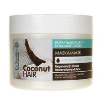 Dr. Sante Coconut Hair - maska do włosów z olejem kokosowym - 300 ml