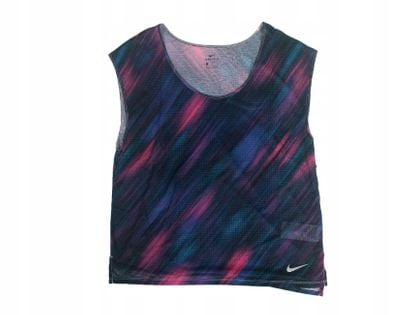 Damska koszulka NIKE BREATHE RUNNING TOP rozmiar L
