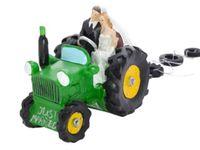 Figurka Para Młoda w traktorze HIT SEZONU ciągnik