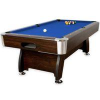 Stół bilardowy pool bilard 7ft + akcesoria bilardowe M01391