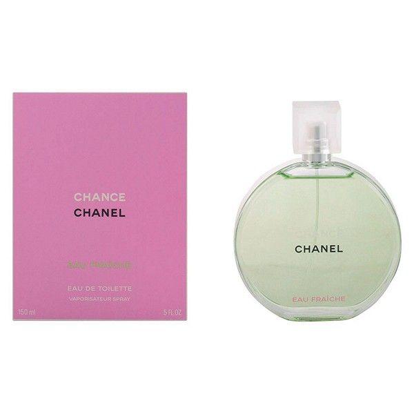 Perfumy Damskie Chance Eau Fraiche Chanel EDT zdjęcie 3