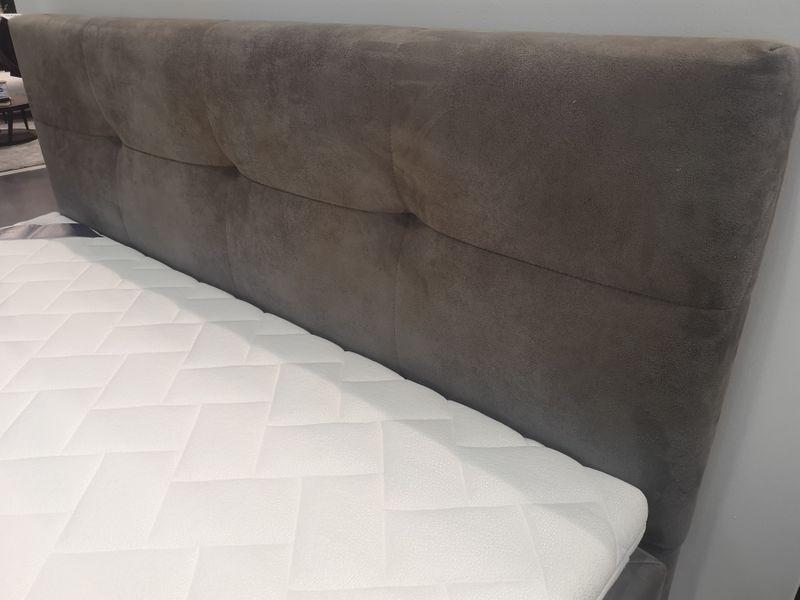 Łóżko tapicerowane BONO 160x200 Stelaż zdjęcie 3