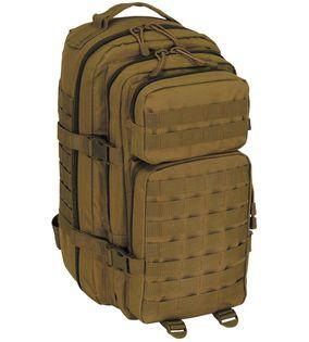 "Plecak US Assault I ""Basic"" coyote tan"