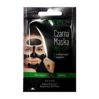 MARION Detox 6g - maska peel-off do twarzy z aktywnym węglem