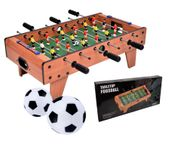 Duży stół do piłkarzyków 69x37x24 Piłkarzyki Drewniane Z381