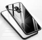 Etui Pure Glass Samsung Galaxy A6+ Plus 2018