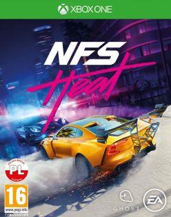 Gra Need for Speed: Heat PL (XONE)