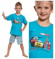 piżama chłopięca CORNETTE 789/59 GAS STATION 86-92