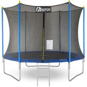 trampolina z siatka Abarqs 10ft 312cm