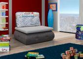Sofa - fotel rozkładany Matrix - różne kolory