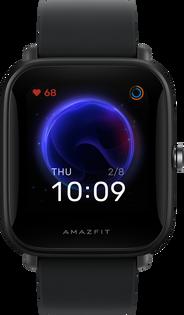 Smartwatch AMAZFIT Bip U Black (Czarny)