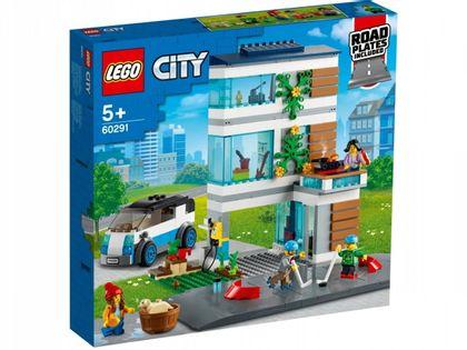 Lego City Dom rodzinny