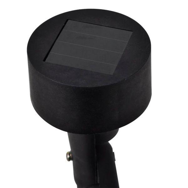Lampki ogrodowe LED z panelem solarnym x12 zdjęcie 5
