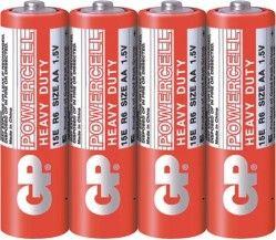 Bateria Powercell 1.5V R6 4 Sztuki