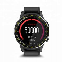 Ciśnieniomierz Monitor Pulsu kartą SiM Smartwatch