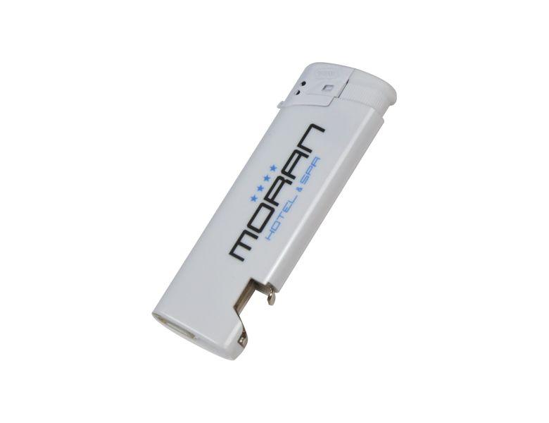 zapalniczka z otwieraczem reklamowa firmowa z nadrukiem UV 100 szt zdjęcie 1