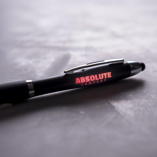 Długopis ze Wskaźnikiem LED 145974 Czarny zdjęcie 5