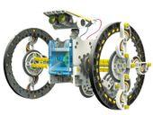 Zestaw Solarny Robot 14w1 14 RÓŻNYCH ZABAWEK !