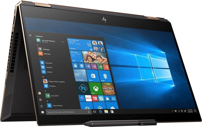 2w1 HP Spectre 15 x360 UltraHD 4K AMOLED Intel Core i7-9750H 16GB DDR4 1TB SSD NVMe NVIDIA GTX 1650 4GB Windows 10 Active Pen na Arena.pl