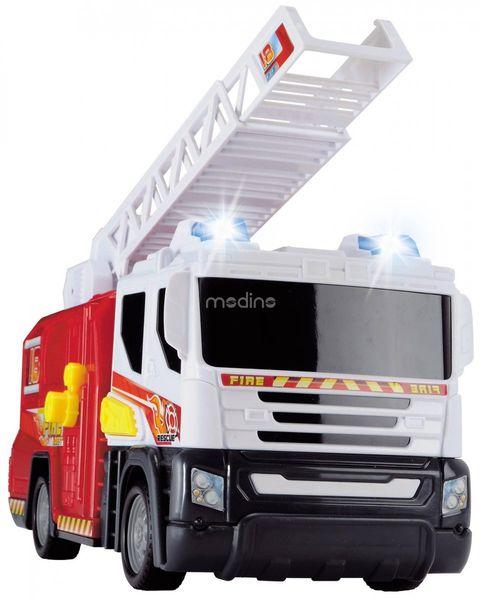 Straż pożarna 30 cm ze światłem i dźwiękiem Dickie 3746003 zdjęcie 1