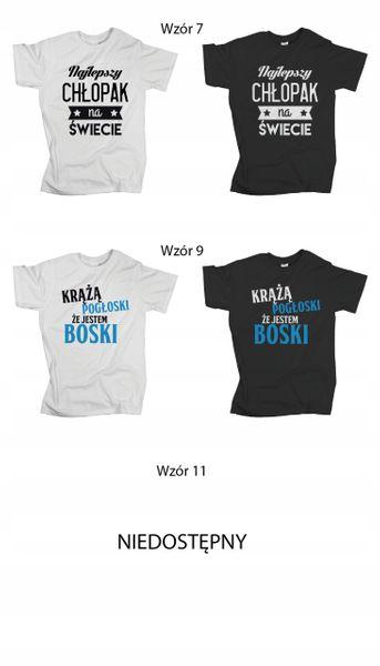 Koszulka dla Twojego faceta Chłopaka prezent 24h ! zdjęcie 13
