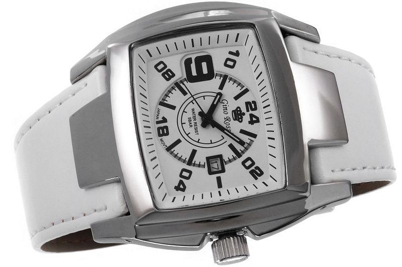 Zegarek Męski Gino Rossi DIESEL POWER 6433 zdjęcie 2