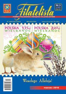 Pismo Filatelista 2016/03 - marzec