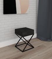 Pufa 'X' Salon Sypialnia Przedpokój Producent Nowoczesne Stylowe Loft