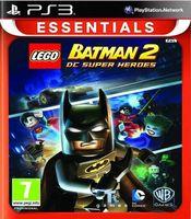 LEGO Batman 2 DC Super Heroes PL PS3 Nowa