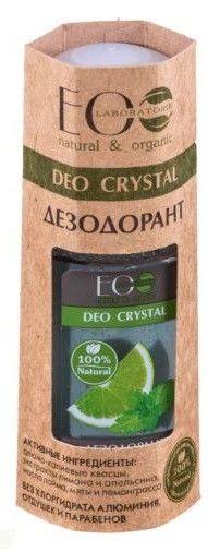 DEZODORANT DEO CRYSTAL 100% NATURALNY 50 ml - EO LABORATORIE zdjęcie 1
